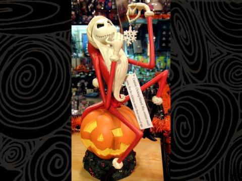 ナイトメアビフォアクリスマス HMH2011 サンディークローズオンパンプキン - BANDIT- Selected Toys
