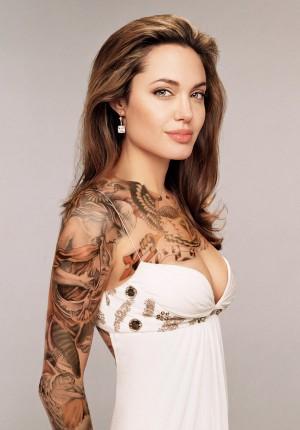 芸能人のタトゥー画像を貼ろう