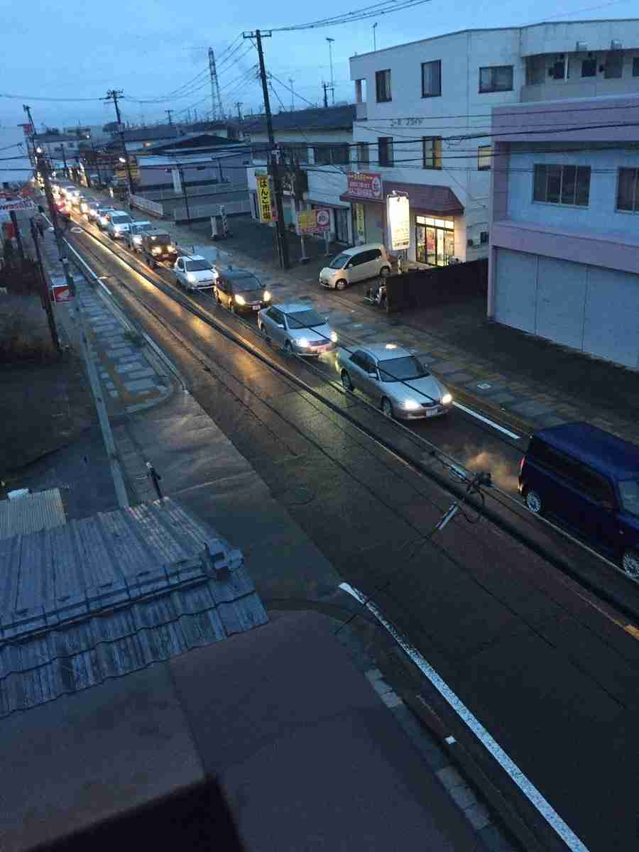 また車で避難、大渋滞 あの「地震の教訓」どこへ? : J-CASTニュース