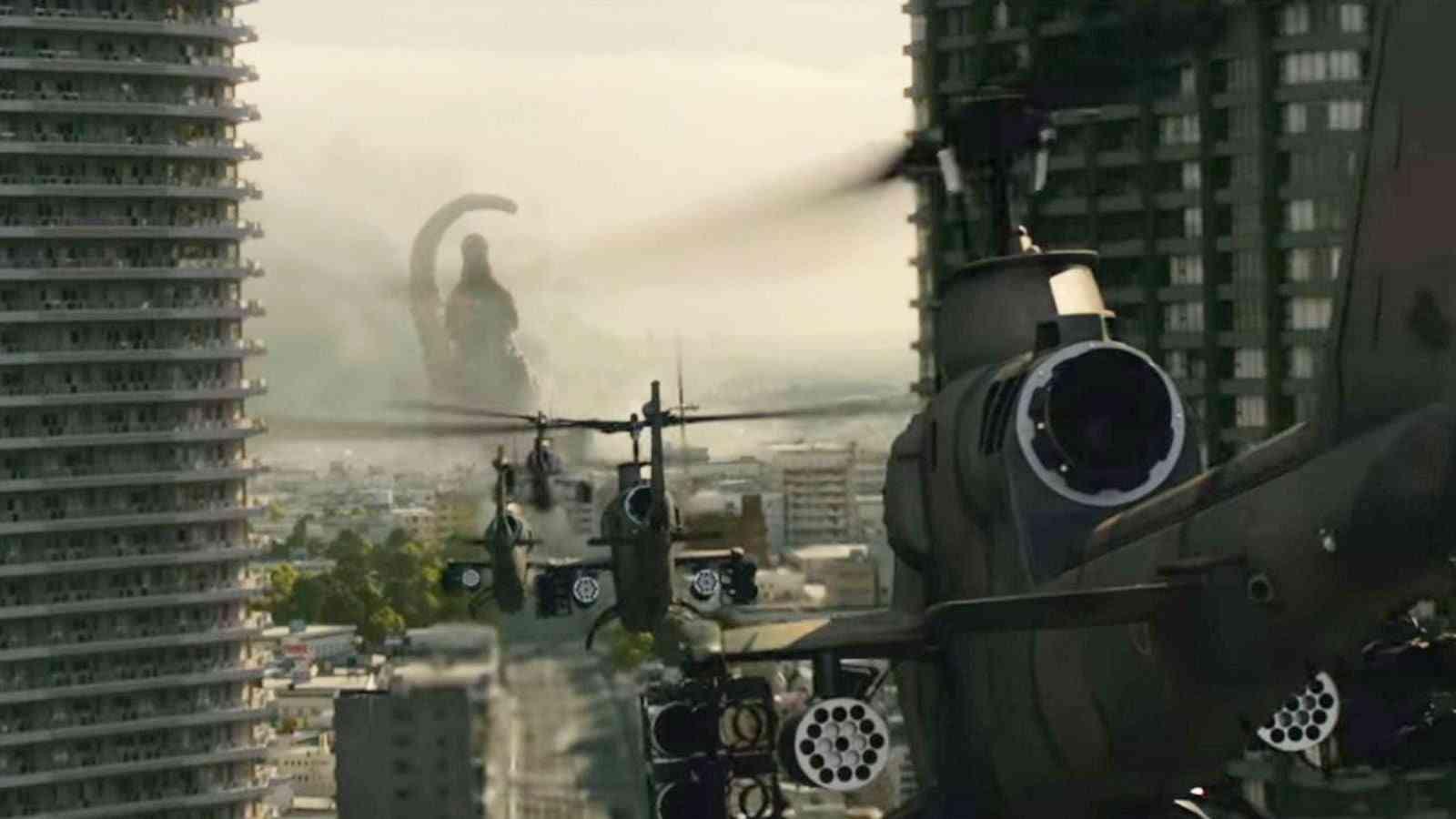 【シン・ゴジラ公開記念】宇宙大戦争マーチで自衛隊を出動させてみた - YouTube