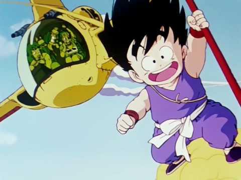 魔訶不思議アドベンチャー - Dragon Ball (1st) Opening Theme - YouTube