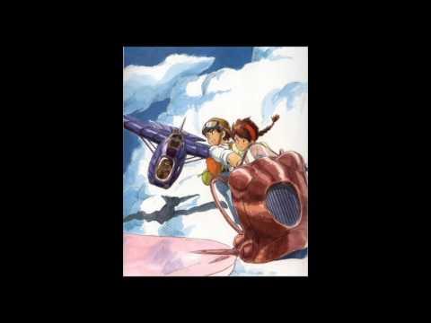 天空の城ラピュタ~もしも空をとべたなら~ 小幡洋子 - YouTube