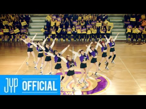 "TWICE ""CHEER UP"" M/V - YouTube"