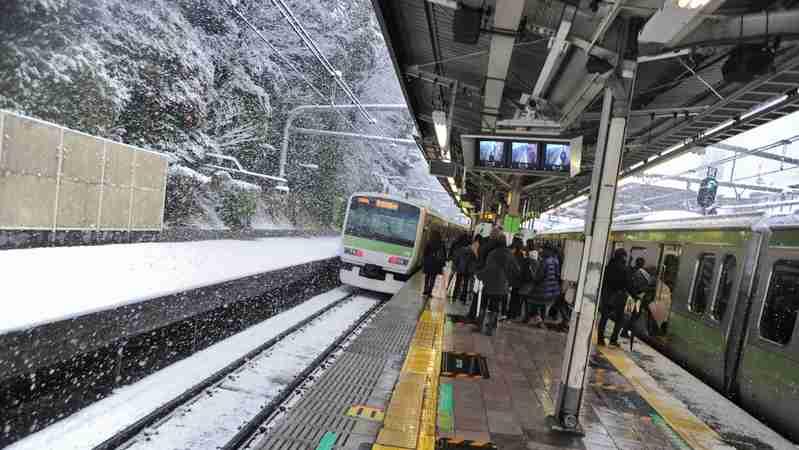 23日深夜~24日にかけて、関東平野部で初雪の可能性。都心で降れば11月としては54年ぶり。(杉江勇次) - 個人 - Yahoo!ニュース