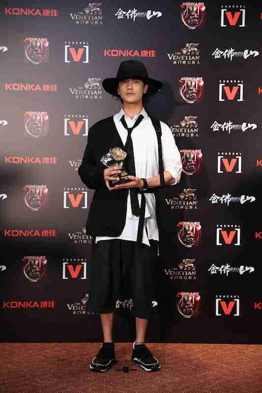 赤西仁、中国最高峰の音楽授賞式で「アジアで最も影響力のある日本人アーティスト賞」受賞。「光栄です」