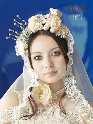花冠が似合う芸能人の画像を貼るトピ