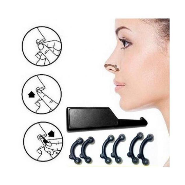 鼻 高く 鼻ぷち 送料無料 矯正 小顔効果がある小物雑貨 鼻筋 プチ整形(XS/S/M)3サイズセット/鼻を傷めない優しいシリコンコーティング :100001:jolifavori ヤフー店 - 通販 - Yahoo!ショッピング