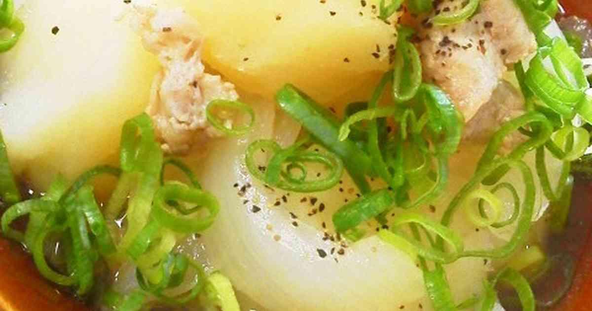 簡単☆あっさり美味しいとろける塩肉じゃが by 郁.. [クックパッド] 簡単おいしいみんなのレシピが253万品