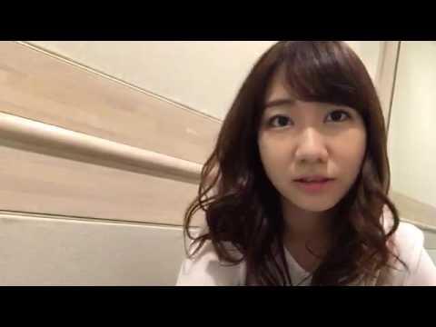 (161025)柏木由紀(AKB48 チームB)のShowroom(カラオケ配信) - YouTube