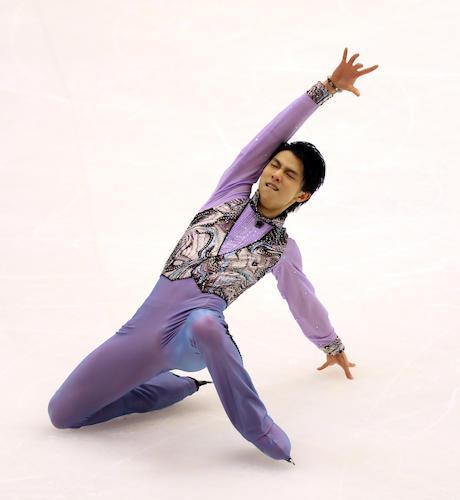 [実況&感想]NHK杯フィギュア「男子シングル・ショートプログラム」