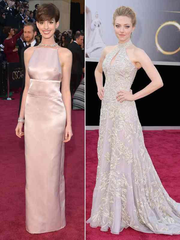 【ELLE】アカデミー賞でアン・ハサウェイが「ヴァレンティノ」のドレスを着なかった理由とは?|エル・オンライン