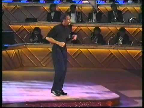Gregory Hines   Sammy Davis Jr's 60th Anniversary Celebration - YouTube