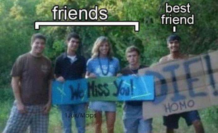 本当の友達と上辺の友達の違い