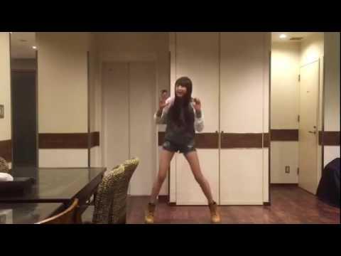 【踊ってみた】わーすた 三品瑠香 【金曜日のおはよう】 - YouTube