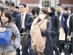 都心で「木枯らし1号」、昨年より16日遅く : 社会 : 読売新聞(YOMIURI ONLINE)