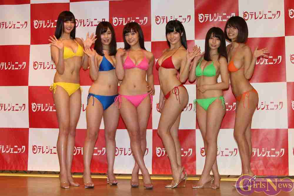 「PON!」のお天気お姉さん熊江琉唯が三愛水着楽園イメージガールに
