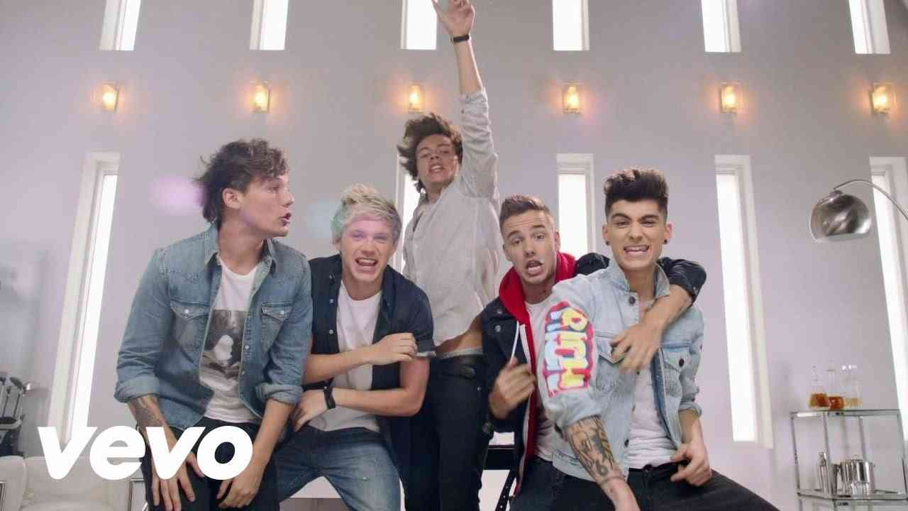 One Direction - Best Song Ever - YouTube