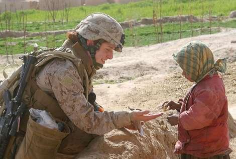 米軍は5年前、女性兵だけの特殊部隊をアフガンに投入していた | ワールド | 最新記事 | ニューズウィーク日本版 オフィシャルサイト