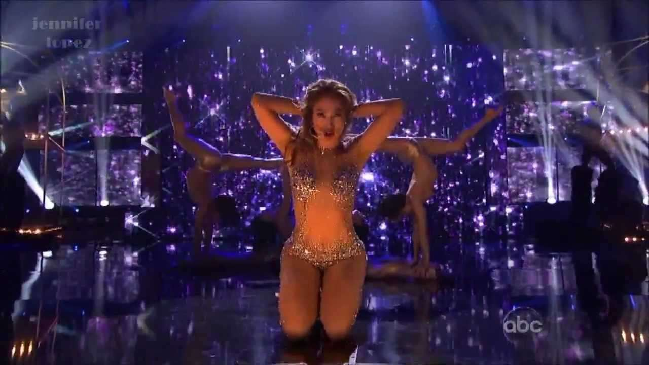Jennifer lopez - Papi live & On the floor LIVE at American Music Awards 2011 HD - Pitbull directo 3D - YouTube