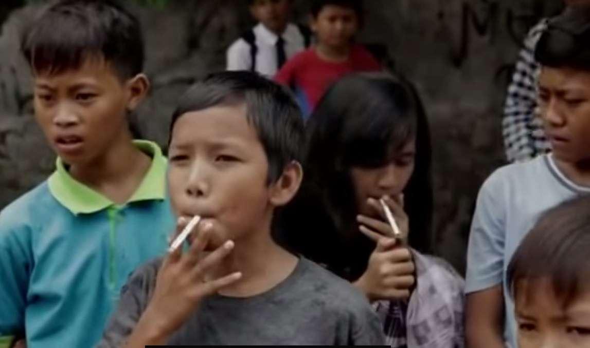 ベランダ喫煙について