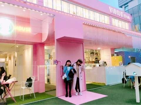 ユニークなスイーツに可愛い写真スポットも!辻希美が娘と一緒に韓国女子旅行へ