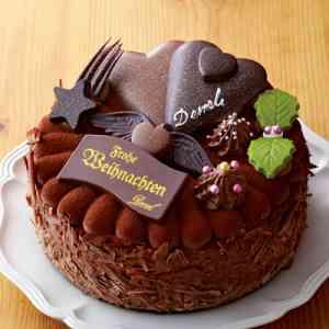 クリスマスケーキいつ頃注文していますか?