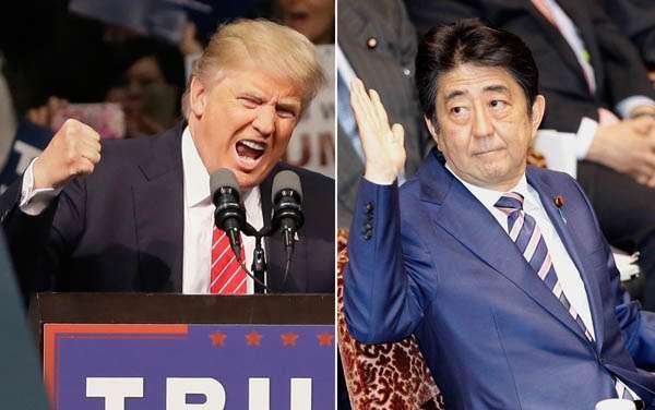 「アベは米経済の殺人者だ」トランプ氏は安倍首相が大嫌い | 日刊ゲンダイDIGITAL