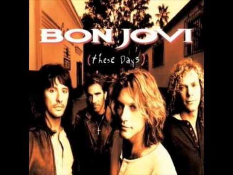 Bon Jovi - These Days - YouTube