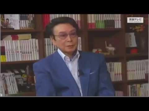 鈴木史朗氏「日本軍は南京市民から感謝されていた。大虐殺などあり得ない」 - YouTube