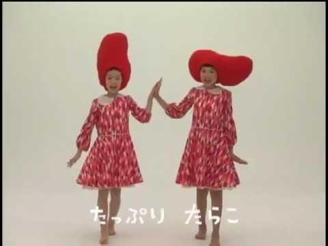 CMから誕生「ダカラちゃん」ユニット 息ぴったりのダンス披露
