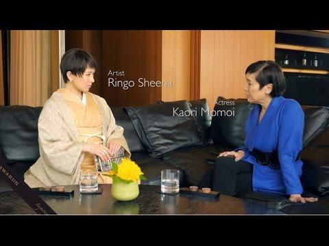 -BVLGARI AVRORA AWARDS- 桃井かおりさん、椎名林檎 さんの対談 - YouTube