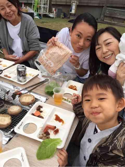 藤本美貴に東尾理子も!この秋開催された豪華BBQパーティ