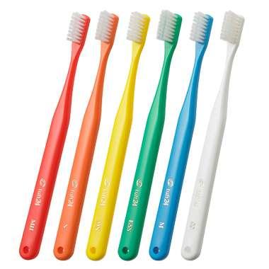歯ブラシは 固め・普通・柔目?