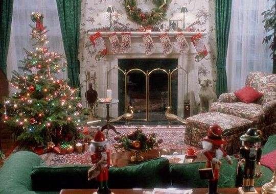早すぎるクリスマスシーズン