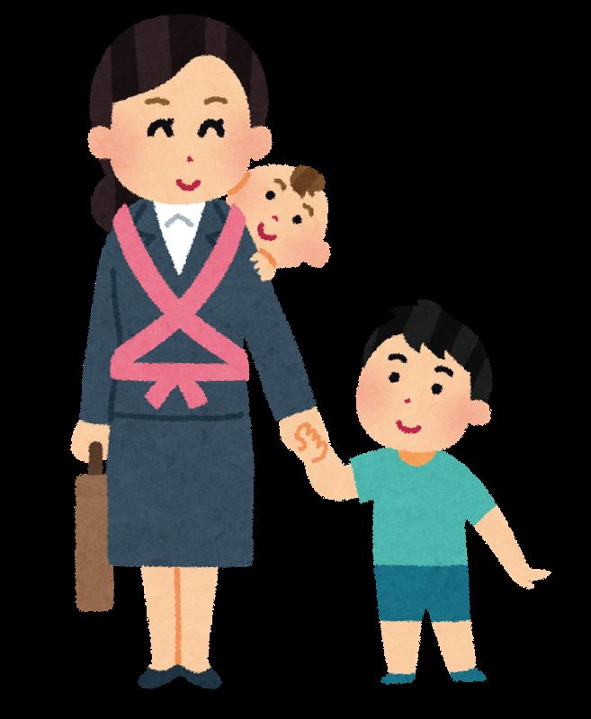 シングルマザーの方お仕事何されてますか?
