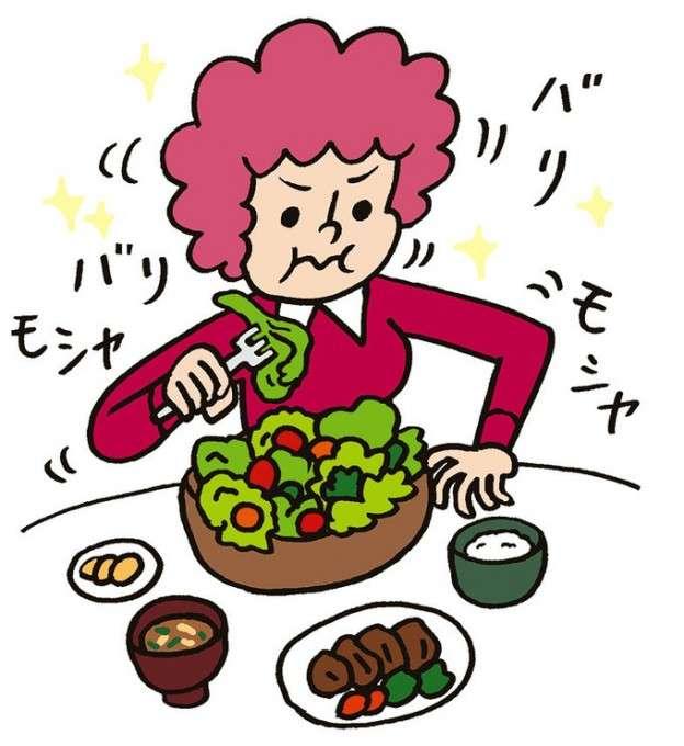 野菜を最初に食べるのは失礼なの?「人が作った料理は温かいうちに」と怒る人に「めんどくさい」と非難殺到