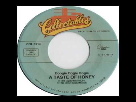 A Taste Of Honey - Boogie Oogie Oogie (1978) - YouTube