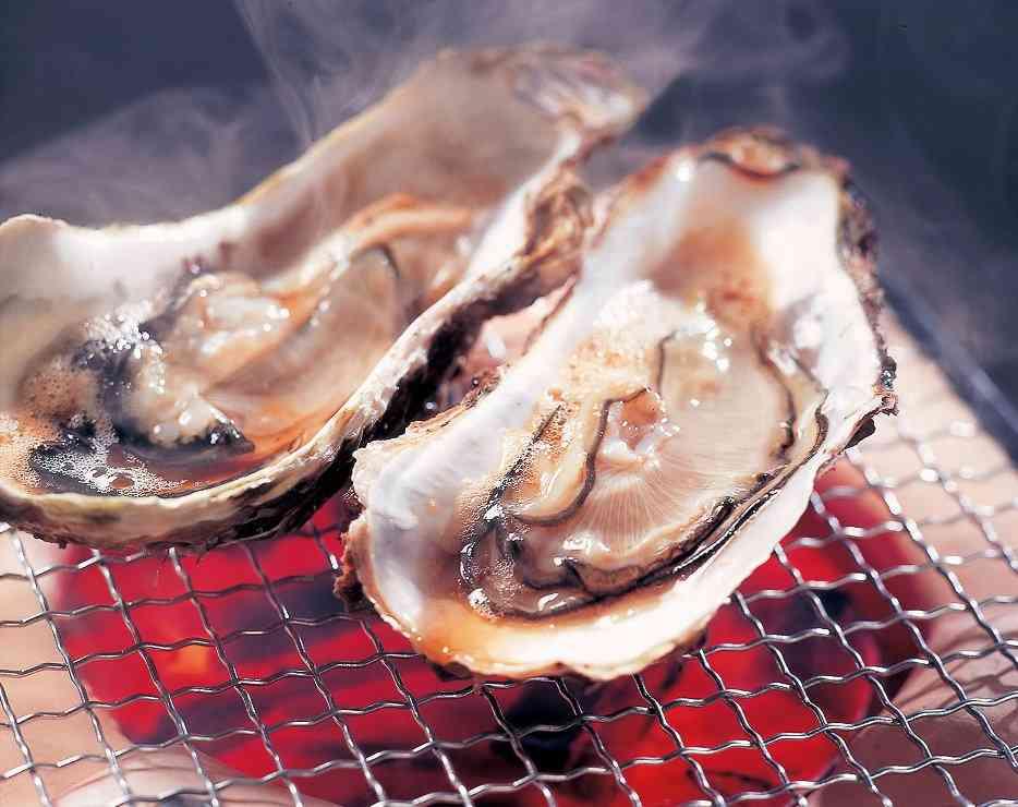 牡蠣好きな人!