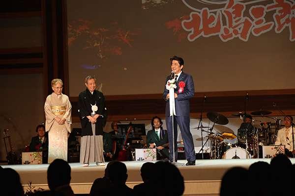 北島三郎 『芸道55周年記念パーティー』直後に救急搬送されていた!現在も入院中