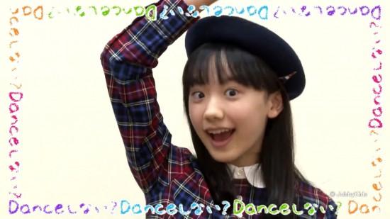 12歳になった芦田愛菜、超ミニ丈で踊るダンスが可愛い!美人さんになったな〜