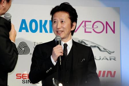 「ジョジョ」作者の荒木飛呂彦氏 56歳に見えないルックスにどよめき - ライブドアニュース