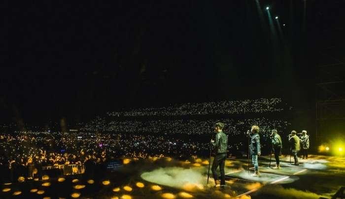 韓流BIGBANGが嵐・ももクロ押さえ1位!日本のコンサート観客... - Record China