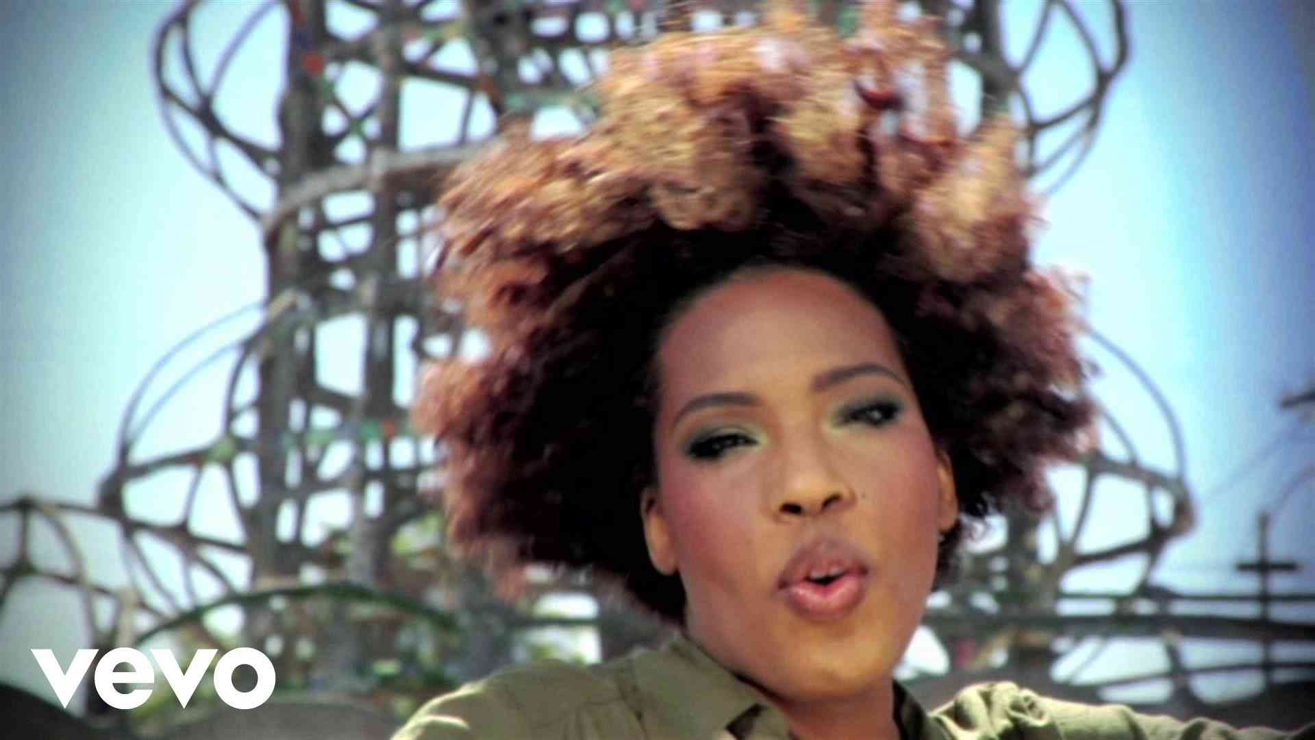 Macy Gray - Beauty In The World - YouTube