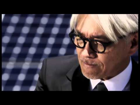"Ryuichi Sakamoto & XSOL Solar Concert ""The Sun is Running it."" (Bootleg  Mix Video) Ver.1.0.1 - YouTube"