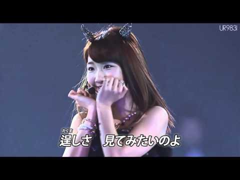 わるりん / 柏木由紀 / アリーナツアー2015 - YouTube