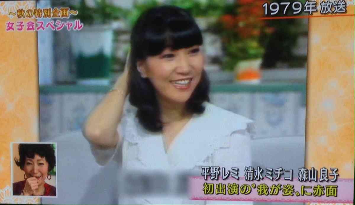 「徹子の部屋」に平野レミ・清水ミチコ・森山良子が出演でカオス状態に!あの徹子さんもさすがに押され気味