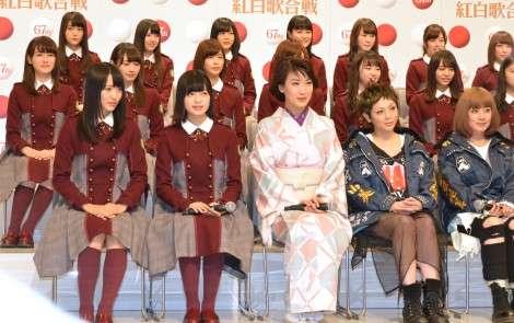 【紅白】出場歌手決定 KinKi、宇多田、欅坂ら初出場10組<出場者一覧> | ORICON STYLE