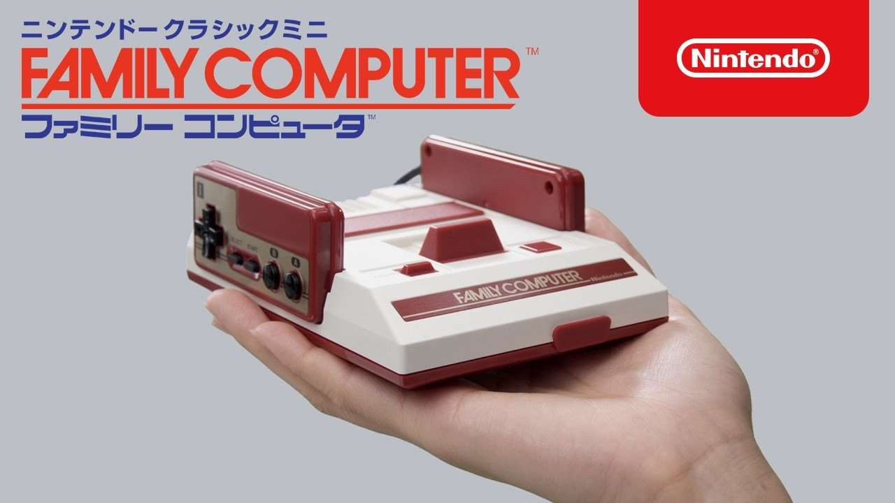 任天堂の「ファミコン」が手のひらサイズで登場!『ニンテンドークラシックミニ ファミリーコンピュータ』が30作品収録で懐かしい! | Foundia(ファウンディア)