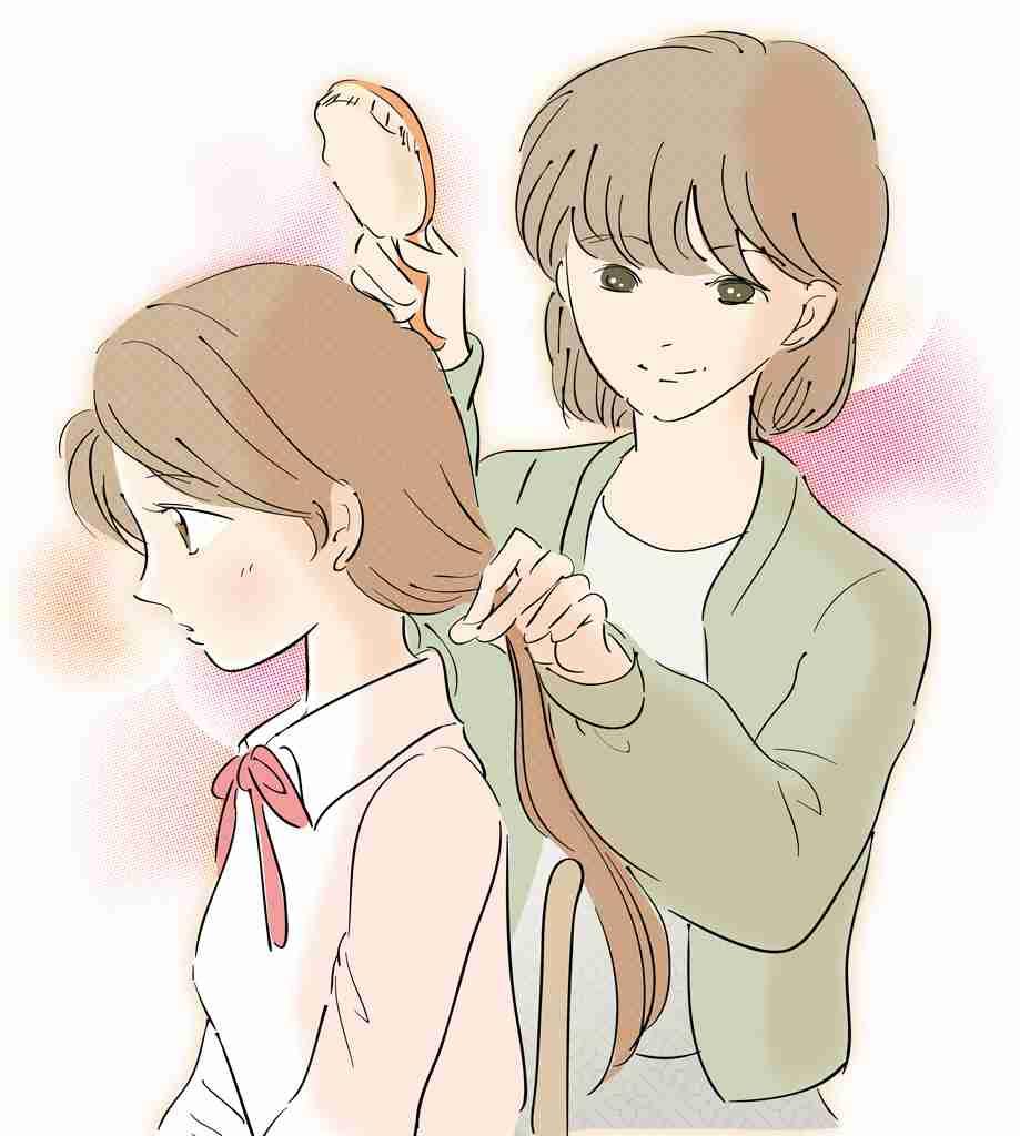 娘をもつ方、娘の変化に気づきますか?