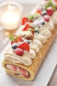 ロールケーキが大好きです!